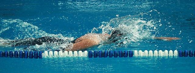 Schwimmwettbewerb 2018/19